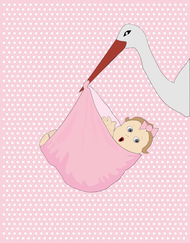 Přání k narození dítěte, gratulace, texty, obrázky - dítě přáníčko